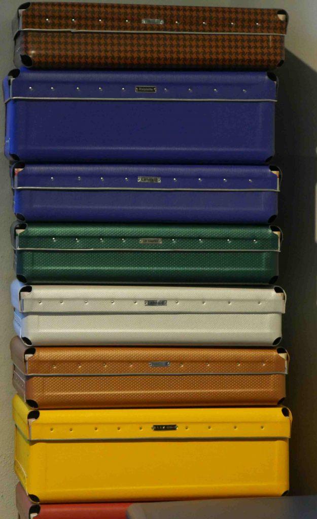 Koffer als Symbol für umfangreiche Qualifikationen